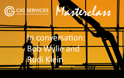 Masterclass – In Conversation: Bob Wylie and Rudi Klein (17 March 2021)