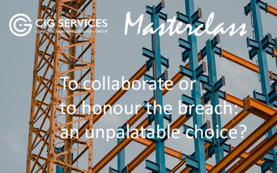 Masterclass – To collaborate or to honour the breach: an unpalatable choice? (14 April 2021)