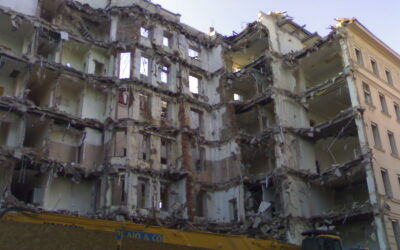 Is UK Construction in Collapse?