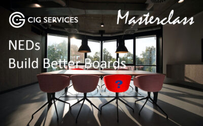 Masterclass – NEDs: Build Better Boards (30 June 2021)